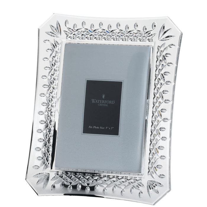 Waterford Lismore 5x7 Picture Frame