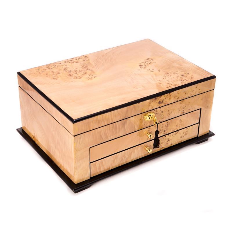 Bey berk maple jewelry box for Bey berk jewelry box