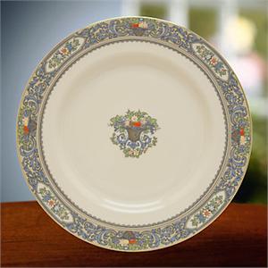 & Lenox Autumn Dinner Plate