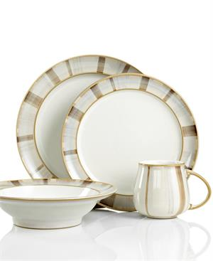 sc 1 st  Tableware Gallery & Denby Truffle Layers 48Pc Dinnerware Set