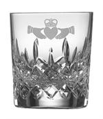 Galway Claddagh Double Old Fashioned Pair