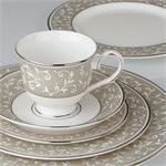 Lenox Opal Innocence Dune 40Pc China Set