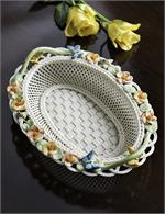 Belleek Baskets
