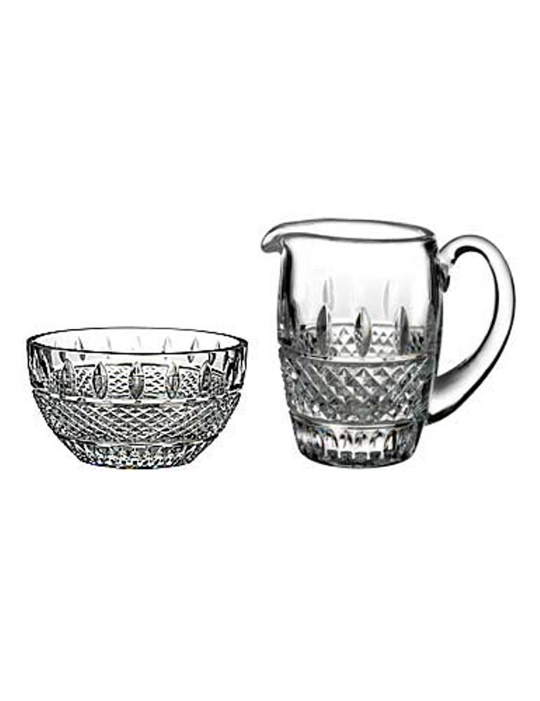 Waterford Irish Lace Sugar Creamer