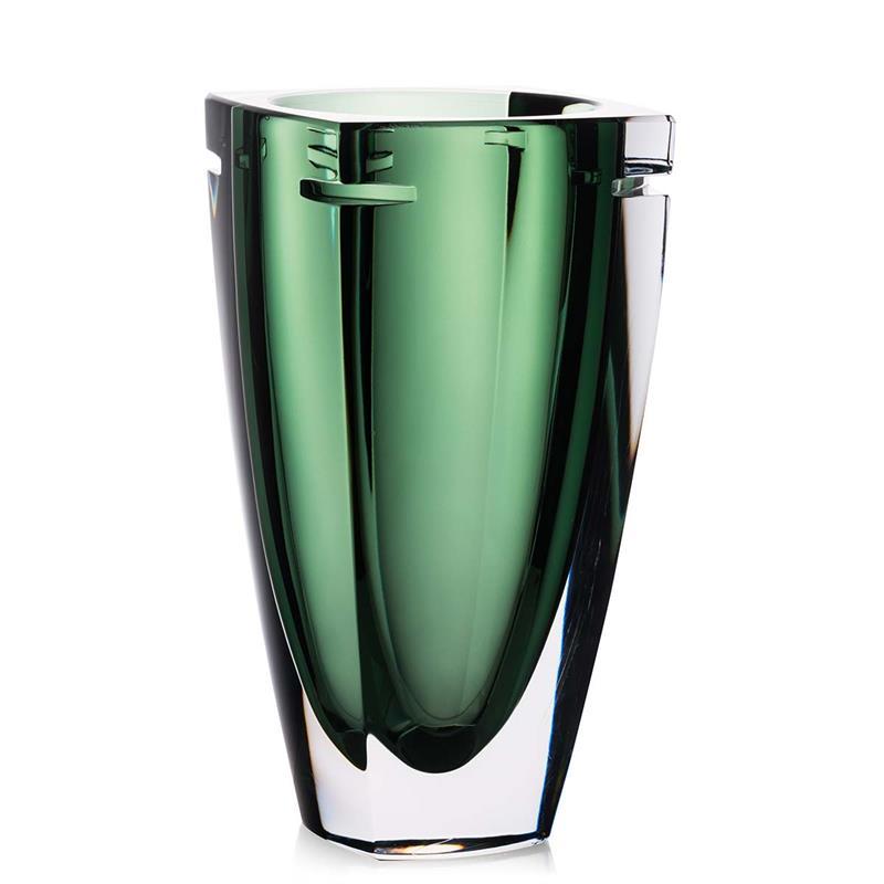 Waterford W Fern 10 Inch Vase