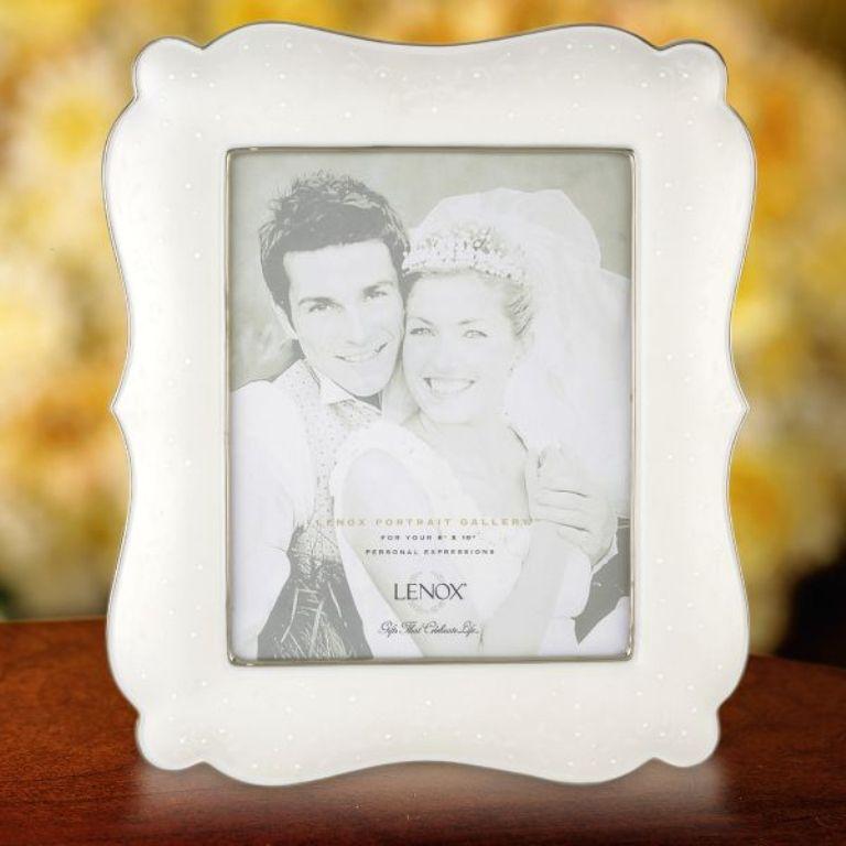 Lenox Opal Innocence 8x10 Frame