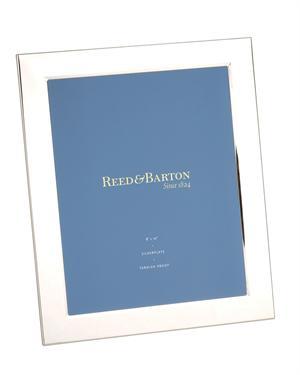 Reed Barton Classic 8x10 Silverplate Frame