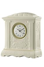 Belleek 160th Anniversary Mantle Clock