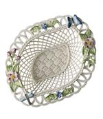 Belleek Wild Briar Basket