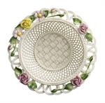 Belleek Rose Gebera Basket